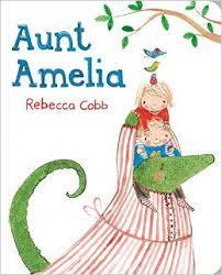 Aunt Amelia (Board Book)