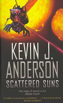 Scattered Suns (Saga of Seven Suns #4 )