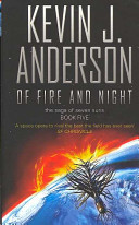 Of Fire and Night (Saga of Seven Suns #5 )