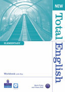 New Total EnglishElementary. Workbook with key