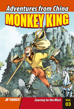 Monkey King Journey to the west. Vol. #3