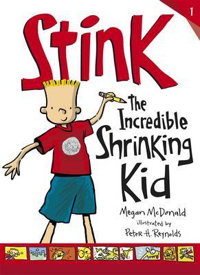 Stink the Incredible Shrinking Kid (#1)