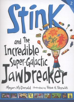 Stink and the Incredible Super-Galactic Jawbreaker (#2)