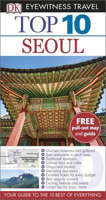 Seoul Top 10 - DK Eyewitness Travel Guide