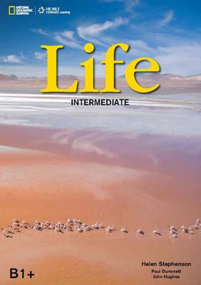 Life Intermediate Students book with DVD