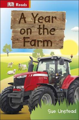 A Year on the Farm (DK Reads)