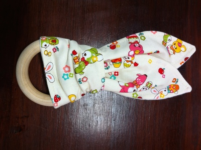 Miss Ruby May - Maple Baby Teethers