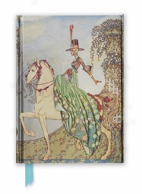 LNB18  Art Deco Fairytales (Foiled Journal)