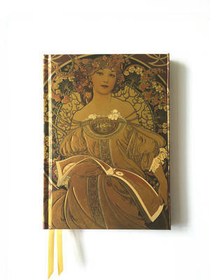 Mucha Reverie (Foiled Journal)