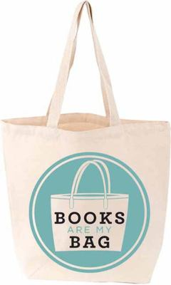 Books are My Bag (Tote Bag)