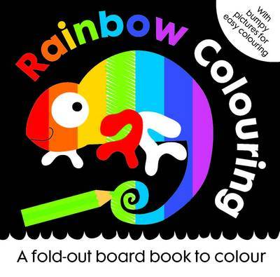 Rainbow Colouring (Board Book)