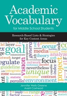 Teaching and Learning Academic Vocabulary in the Middle Grades