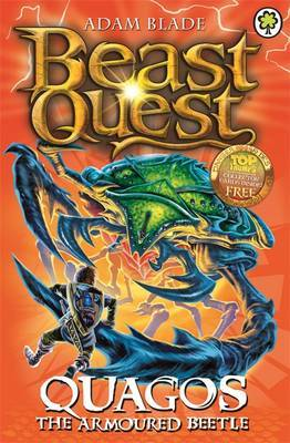 Quagos the Armoured Beetle (Beast Quest: Series 15 #4)