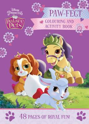 Paw-Fect Colouring and Activity Book
