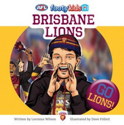 Brisbane Lions (AFL: Footy Kids)