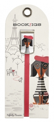 Bookjig 1091 - Perfectly Paris (Dog)