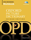 Oxford Picture DictionaryHigh beginning workbook