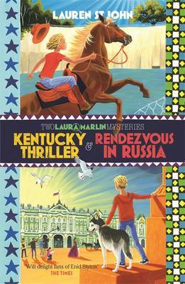 Kentucky Thriller and Rendezvous in Russia (Laura Marlin Mysteries #3 & 4 Bind-Up)