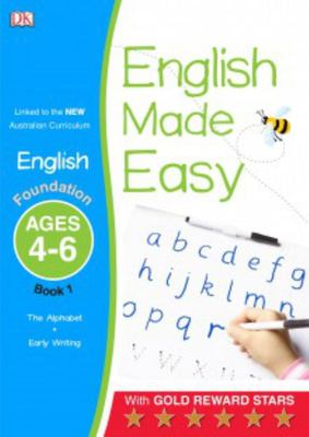 Foundation Book 1, Ages 4-6 (English Made Easy)