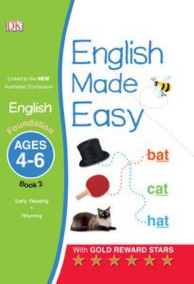 Foundation Book 2, Ages 4-6 (English Made Easy)