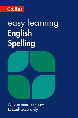 Collins Easy Learning English - Easy Learning English Spelling