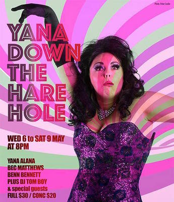 Yana Down the Hare Hole