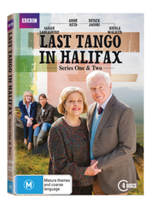 Last Tango in Halifax Series 1 - 2 Dvd