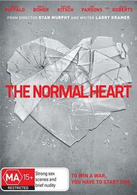 Normal Heart Dvd