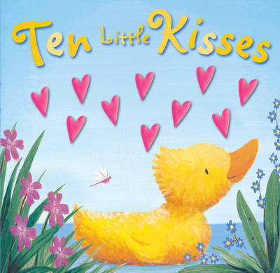 Ten Little Kisses (Moulded Counting Books)
