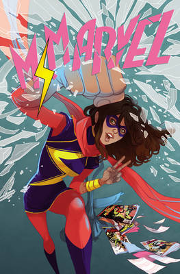 Ms. Marvel: Volume 3: Crushed