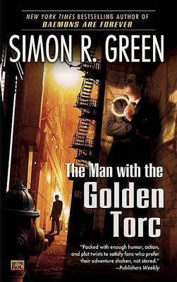 The Man with the Golden Torc secret Histories 1