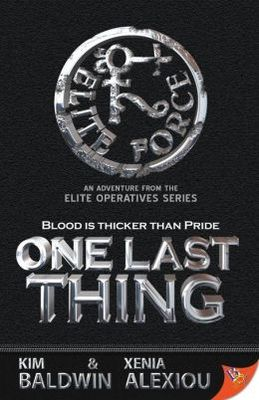 One Last Thing (Elite Operatives Series 7)