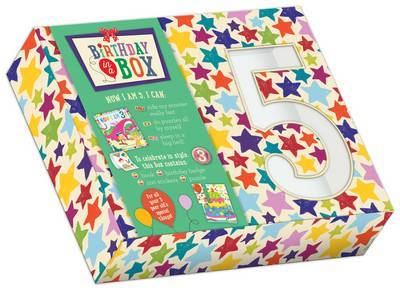 Birthday in a Box: Now I am 5