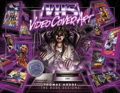 VHS - Video Cover Art 1980s to Early 1990s