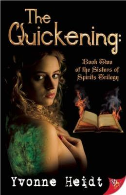 Quickening (Sisters of Spirits Trilogy 2)