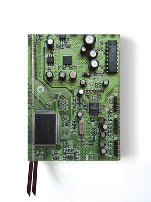 Circuit Board (Foiled Journal)
