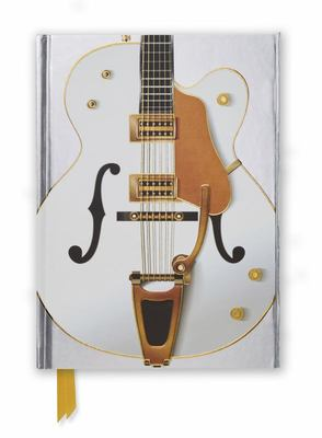 Gretsch White Guitar (Foiled Journal)