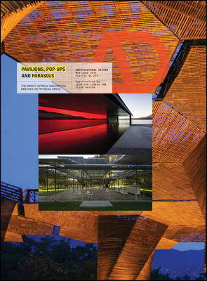 Pavilions, Pop Ups and Parasols: The Impact of Real and Virtual Meeting on Physical Space