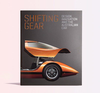 Shifting Gear - Design Innovation and the Australian Car