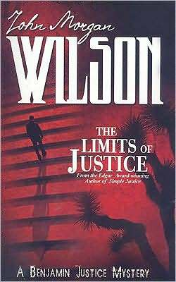 The Limits of Justice (Benjamin Justice Mystery #4)