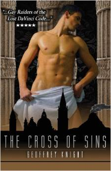 Cross of Sins - Knight, Geoffrey