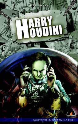 Harry Houdini (Campfire Graphic)