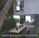 Terraces Balconies Roof Gardens and Patios