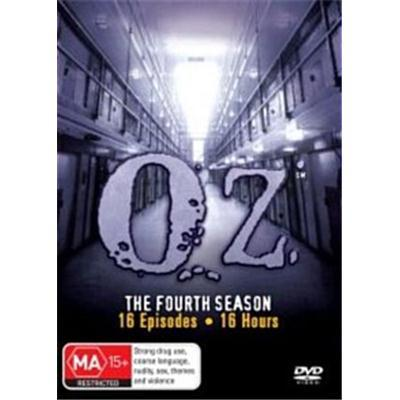 Oz: Complete 4th Season