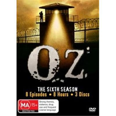 Oz: Complete 6th Season