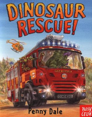 Dinosaur Rescue! (Board)