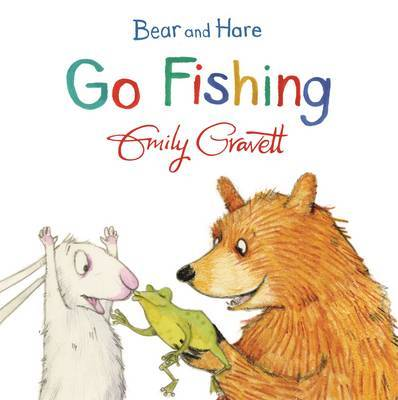 Go Fishing (Bear and Hare Board)