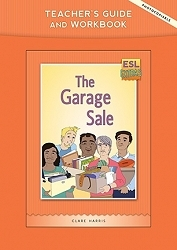 The Garage Sale - Teacher's Guide and Workbook with CD