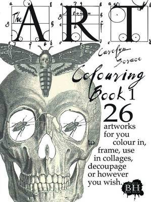 The Art Colouring Book 1