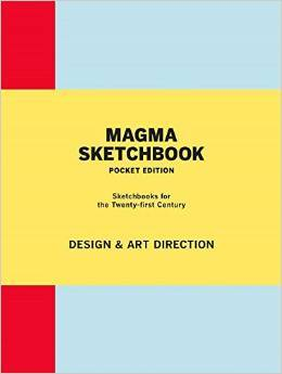 Magma Sketchbook - Design & Art Direction - Mini Edition